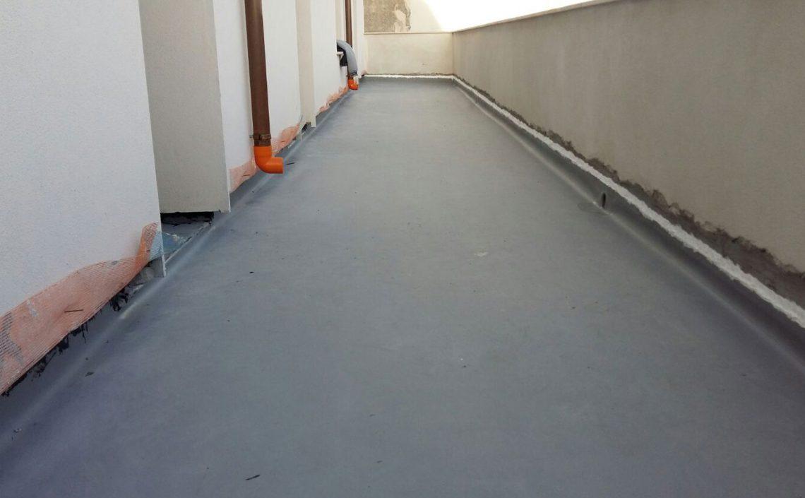 Impermeabilizzazione terrazze - G&G impermeabilizzazioni