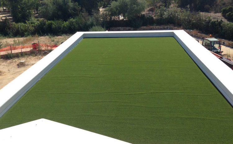 impermeabilizzazione giardini pensili a Oristano in Sardegna
